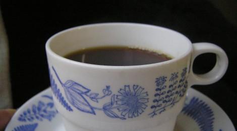 朝のホットコーヒーが美味い季節になりましたね・・