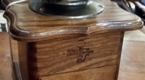 世界屈指の珈琲ハンドミル