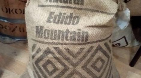エチオピア・ナチュラル精製