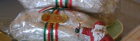 クリスマス シュトレン完売しました