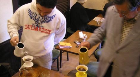 楽しいコーヒー教室始めます!