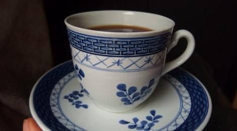 新しいコーヒーカップが来ました! (嬉)